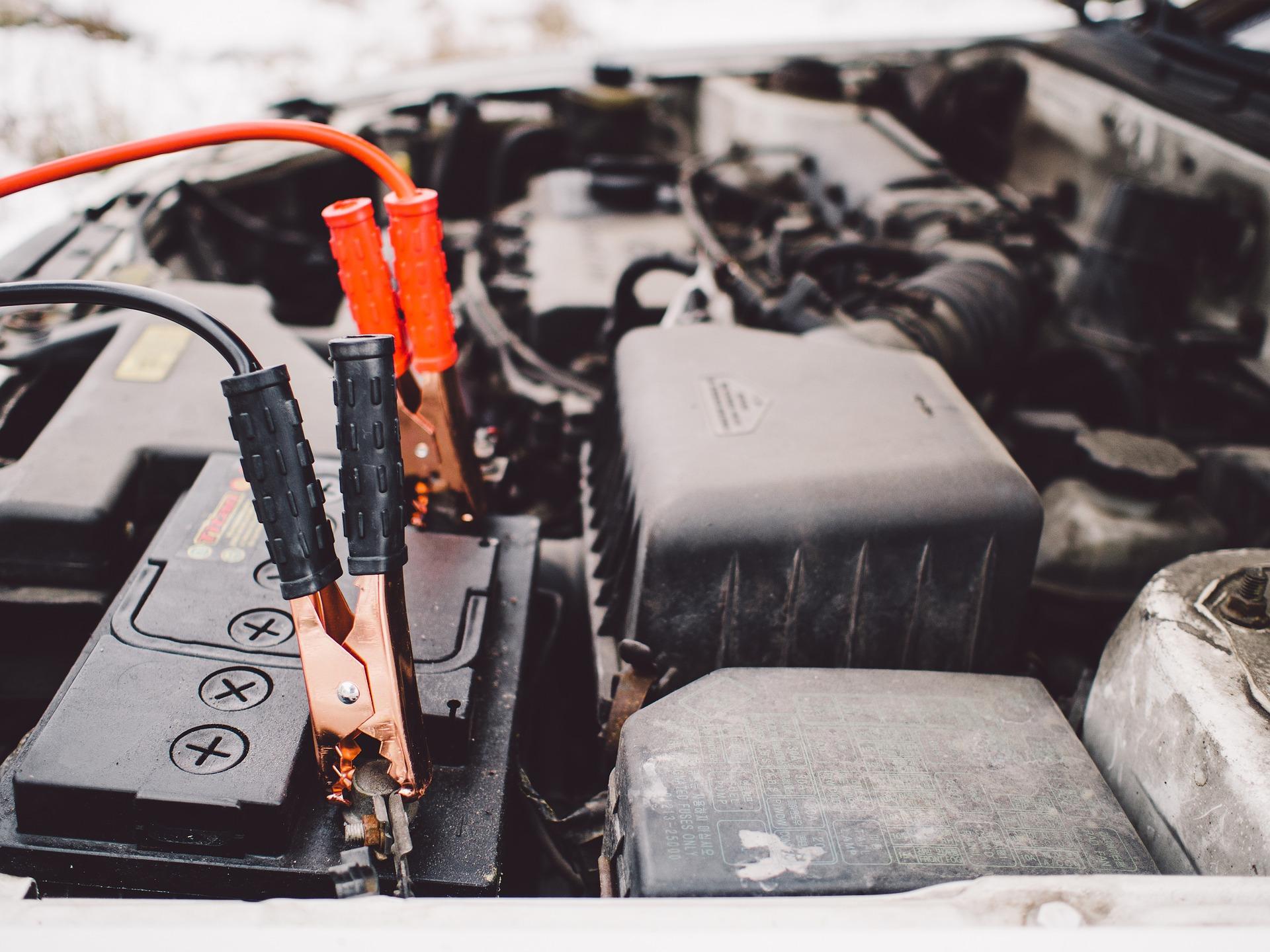 Chargement de batterie st-colomban